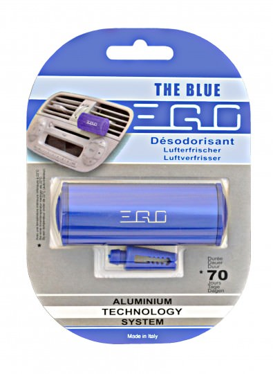 EGO, electric-blue version