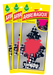 ARBRE MAGIQUE Wild Child lot de 3